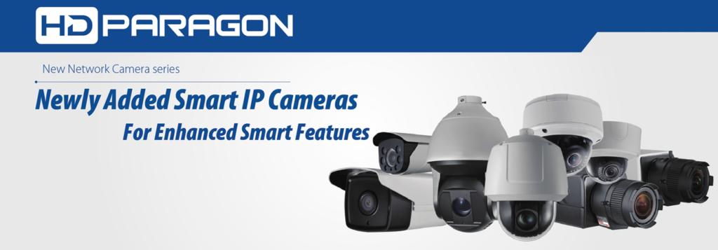 Nhà phân phối camera HD Paragon toàn quốc