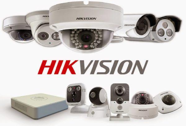 Phân phối đầu ghi Hikvision quận 6