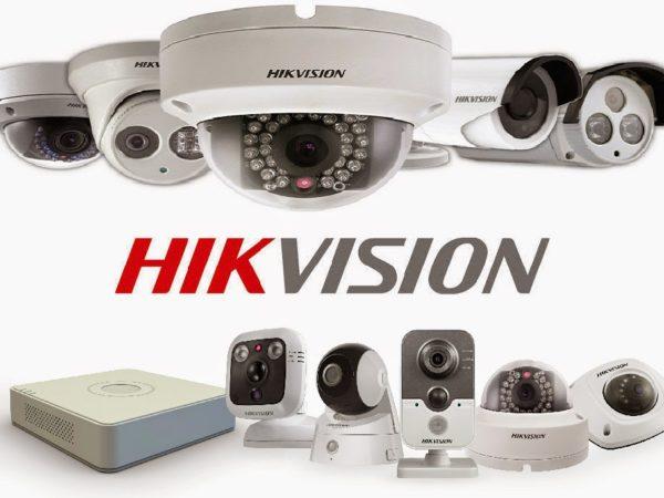Phân phối camera hikvision giá sỉ