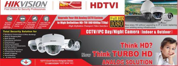 Đại lý camera hikvision