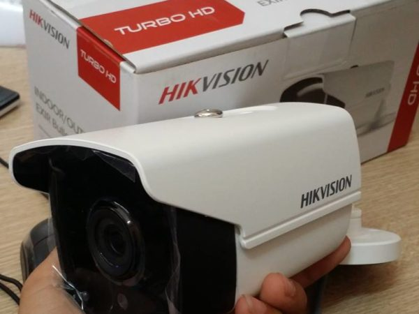 Phân phối camera Hikvision