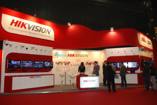 Phân phối camera Hikvision toàn quốc