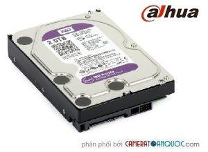 Ổ cứng WD Purple 2TB WD20PURX
