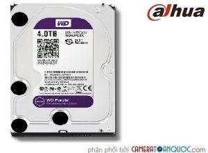 Ổ cứng WD Purple 4TB WD40PURX