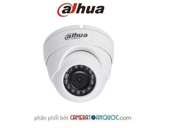 Camera bán cầu HDCVI Dahua HAC-HDW1000MP