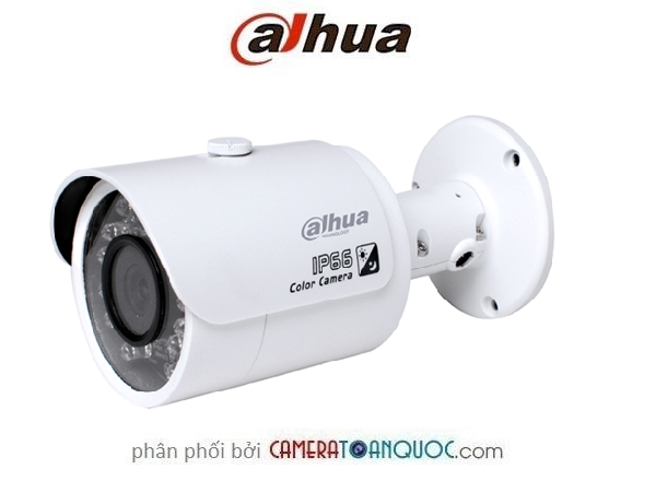 Camera thân HDCVI Dahua HAC-HFW1100S