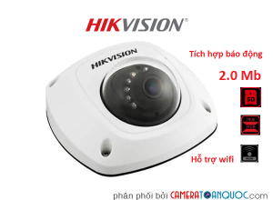 Camera Hikvision DS-2CD2522FWD-IWS (2M)