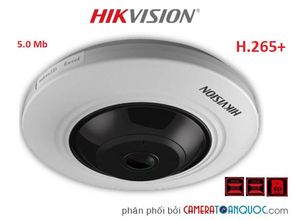 Hikvision toàn cảnh 360 DS-2CC52H1T-FITS