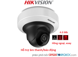 Camera hikvision xoay DS-2CD2F42FWD-IW
