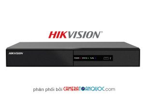 Đầu ghi hình HD TVI 4 kênh DS 7204HGHI SH