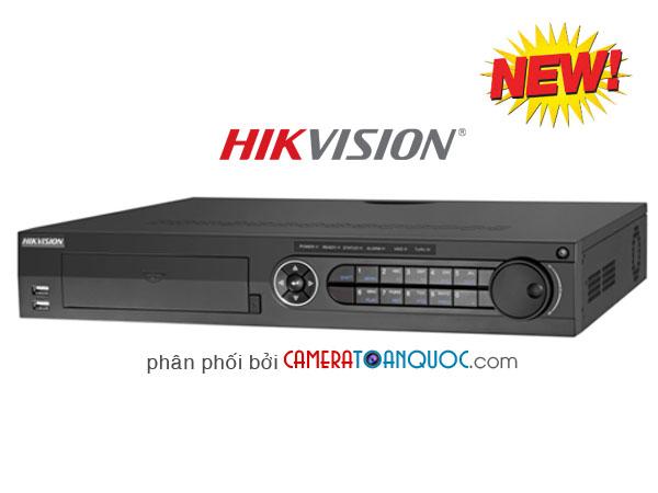 Đầu ghi hình HD TVI 4 kênh DS-8104HQHI-F8/N