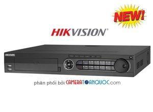 Đầu ghi hình HD TVI 16 kênh DS 8116HQHI F8/N