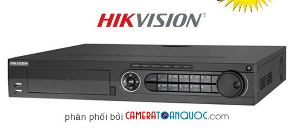 Đầu ghi hình HD TVI 4 kênh DS-7304HQHI-F4/N