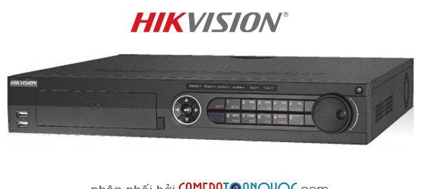 Đầu ghi hình HD TVI 8 kênh DS-7308HGHI-SH