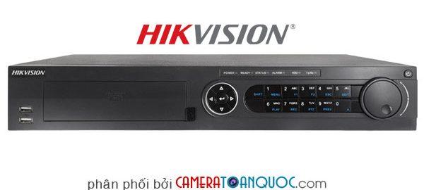 Đầu ghi hình HD TVI 8 kênh DS-7308HQHI-SH