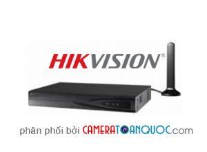 Đầu ghi hình IP 4 kênh DS-7604NI-E1/GW kết nối 3G