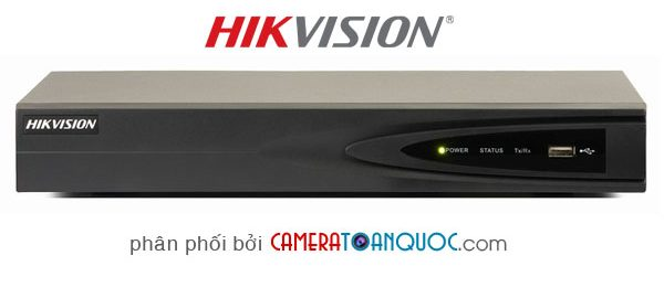 Đầu ghi hình IP 8 kênh DS-7608NI-E2/8P