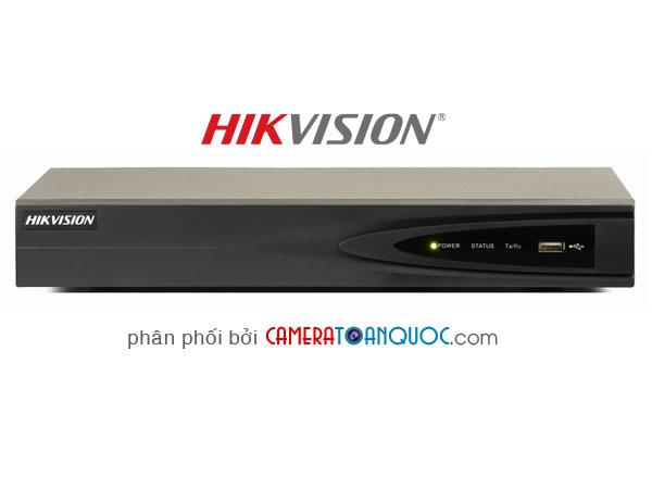 Đầu ghi hình IP 8 kênh DS-7608NI-E1