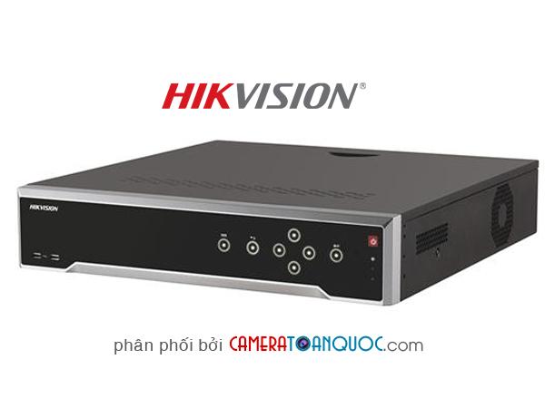 Đầu ghi hình IP ULTRA HD 16 kênh DS-7716NI-I4