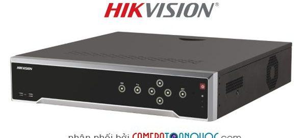Đầu ghi hình IP ULTRA HD 32 kênh DS-7732NI-I4