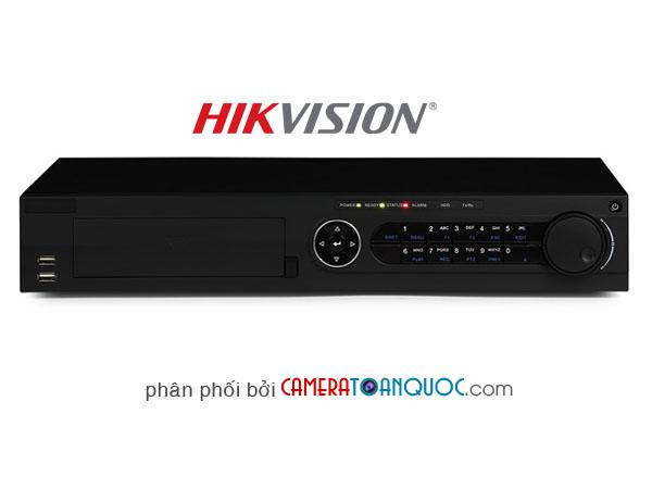 Đầu ghi hình HD TVI 4 kênh DS-8104HGHI-SH