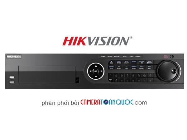 Đầu ghi hình HD TVI 8 kênh DS-8108HQHI-SH