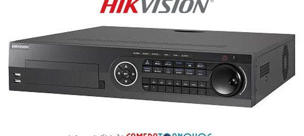 Đầu ghi hình HD TVI 8 kênh DS-8108HGHI-SH