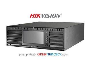 Đầu ghi hình IP 256 Kênh HIGH-END DS-96256NI-F16