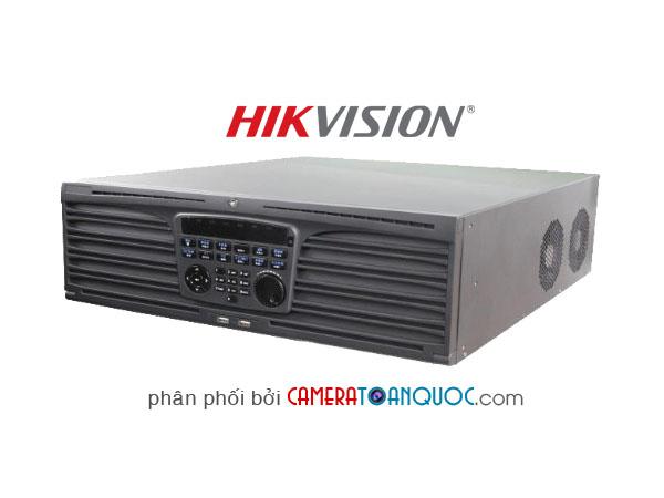 Đầu ghi hình IP ULTRA HD 4K 64 kênh DS-9664NI-I16