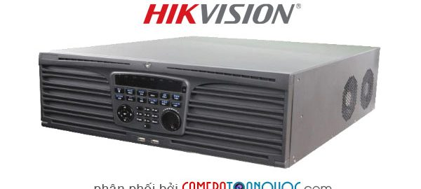 Đầu ghi hình IP ULTRA HD 4K 32 kênh DS-9632NI-I16
