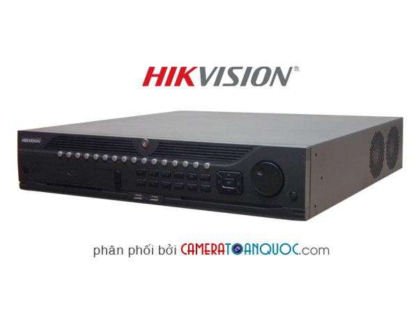 Đầu ghi hình IP ULTRA HD 4K 64 kênh DS-9664NI-I8