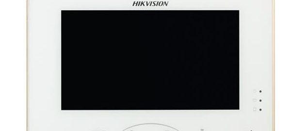 MÀN HÌNH CHUÔNG CỬA CẢM ỨNG 7'' DS-KH8300-T