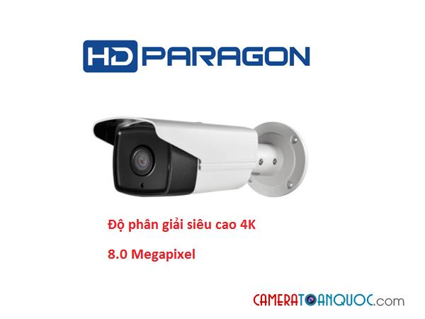 Hd Paragon 4k HDS-4287VS-IRAZ6