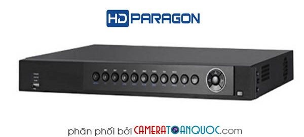 Đầu ghi hình HD PARAGON HD-TVI 8 kênh SATA HDS-7208FTVI-HDMI/N