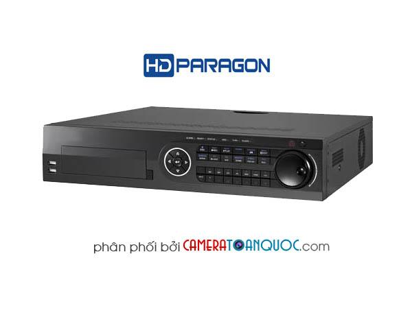 Đầu ghi hình HD PARAGON HD-TVI 8 kênh 8 SATA HDS-8108FTVI-HDMI