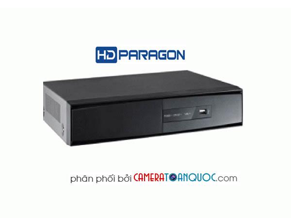 Đầu ghi hình hỗn hợp 4 Analog và 4 IP HDS-H7604HFW-ST