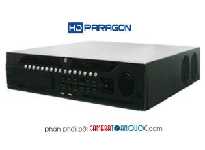 Đầu ghi hình HD PARAGON HD-TVI 24 kênh 8 SATA HDS-H9008IP-TVI