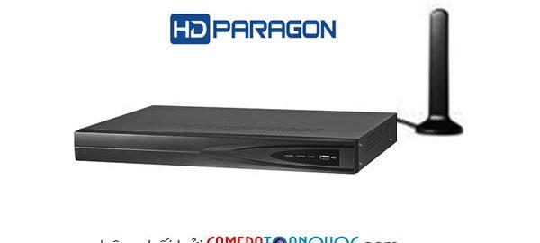 Đầu ghi hình HD PARAGON IP 3G 8 kênh HDS-N7608I-3G