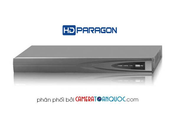 Đầu ghi hình HD PARAGON 8 kênh cao cấp HDS-N7608I-SE