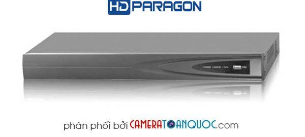 Đầu ghi hình HD PARAGON IP 4 kênh HDS-N7604I-POE