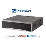 Đầu ghi hình HD PARAGON IP ULTRA HD 4K 16 kênh 16 cổng POE HDS-N7716I-4K/P 1