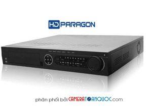 Đầu ghi hình HD PARAGON IP 16 kênh HDS-N7716I-POE