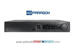 Đầu ghi hình HD PARAGON IP 32 kênh HDS-N7732I-SE