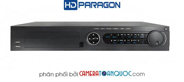 Đầu ghi hình HD PARAGON IP 16 kênh HDS-N7716I-SE