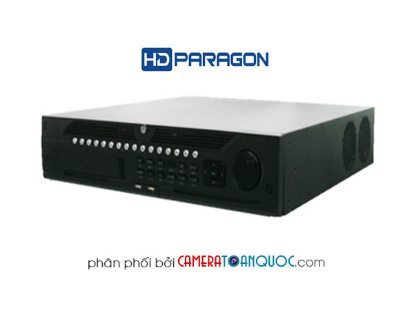 Đầu ghi hình HD PARAGON ULTRA HD 4K 64 kênh HDS-N9664I-4K/8HD