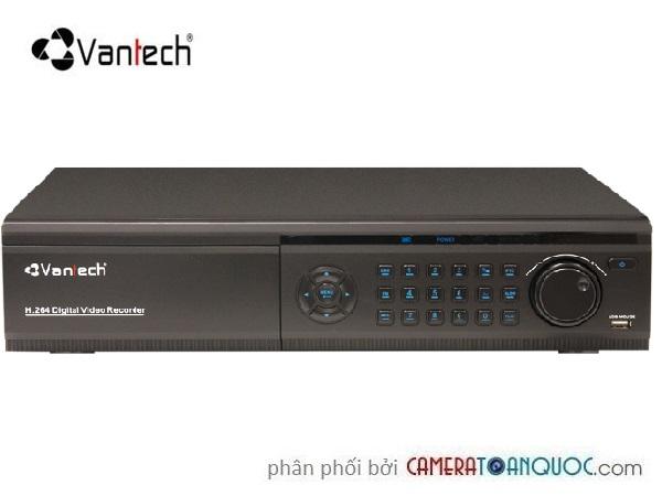 Đầu ghi hình IP Vantech VP-6445NVR