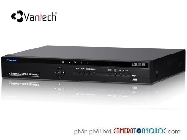 Đầu ghi hình IP Vantech VP-604H265