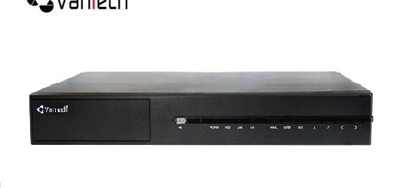 Đầu ghi hình IP Vantech VP-1665NVR