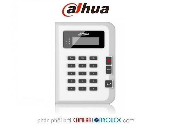 Bảng điều khiển tủ báo động Dahua ARK10C
