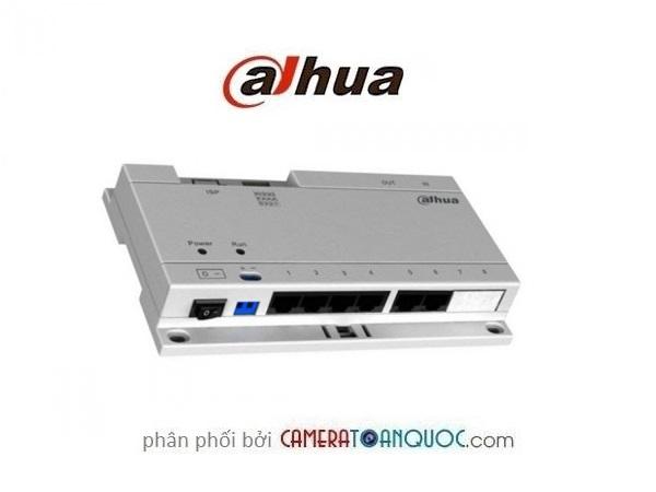 POE Switch kết nối màn hình chuông cửa Dahua VTNS1060A
